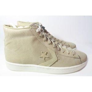Converse Pro Leather PL 76 Mid Vintage khaki